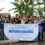 Sambut Ramadhan – HASMI Bersih-bersih Lingkungan Kantor Pusat