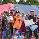 HASMI Bogor Kembali Kirim Relawan Bantu Korban Banjir dan Longsor