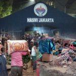 HASMI Turunkan Relawan – Bantu Korban Banjir Jakarta