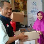 HASMI Penuhi Kebutuhan Al-Qur'an Pondok Tahfidz di Bekasi