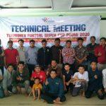 PSBMI Gelar Technical Meeting Bahas Persiapan Turnamen