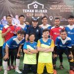 Dakwahi Para Pemuda – Tim Futsal HASMI Ikuti Teman Hijrah Futsal Cup