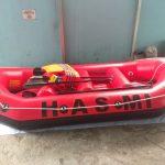 Siaga Banjir – HASMI Bekali Tim Relawannya dengan Perahu Karet