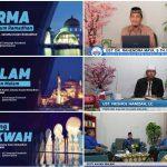 HASMI Tetap Menggelar Kajian Ke Islaman di Tengah Wabah Corona