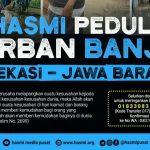 HASMI Peduli Korban Banjir di Bekasi – Jawa Barat