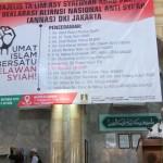HASMI (Harakah Sunniyyah Untuk Masyarakat Islami), bersama Umat Islam dan Ulama Sepakat Mendeklarasikan ANNAS (Aliansi Nasional Anti Syiah)