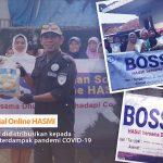HASMI Sukses Distribusikan 111 Ton Beras untuk Dhuafa dalam Program BOSS