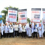 HASMI berpartisipasi dalam Parade Tauhid