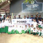Relawan HASMI Bergerak Salurkan Bantuan Untuk Korban Tsunami Selat Sunda