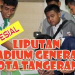 Liputan Stadium General Lembaga Studi Islam HASMI Tangerang