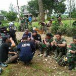 """HASMI Bersama TNI Siliwangi Tanam Pohon Dalam Acara """"Selamatkan Bumi Kita"""""""
