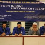 Visitasi Haroki DPU 03 HASMI Bogor – Bersama Dewan Harian HASMI