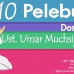 Sepuluh Pelebur Dosa [Bag I] – Ust Umar Muchsin, Lc, MPdI