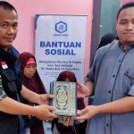 HASMI Berbagi dengan Santri Penghafal Qur'an Zumala ul Qur'an