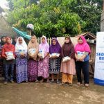 HASMI Berbagi Bantuan Pangan untuk Kaum Dhuafa Kp Waru – Bogor