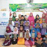 HASMI Salurkan Mushaf Al Qur'an ke Ponpes Ghofurul Anwar – Bogor